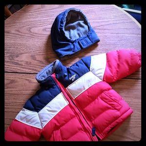 Boy's Heavy Duty Winter Coat